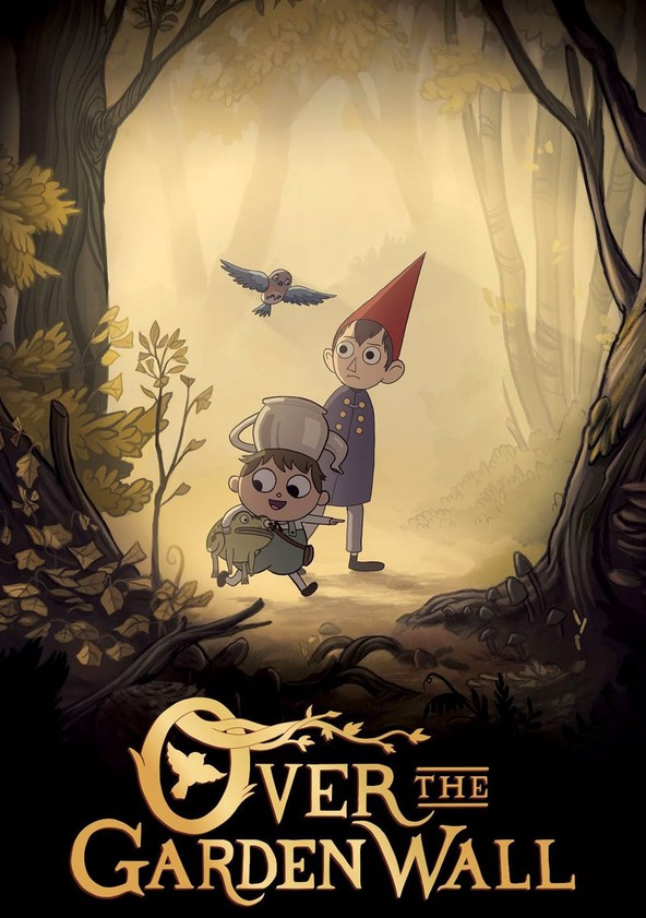 Over the Garden Wall - Avventura nella foresta dei misteri