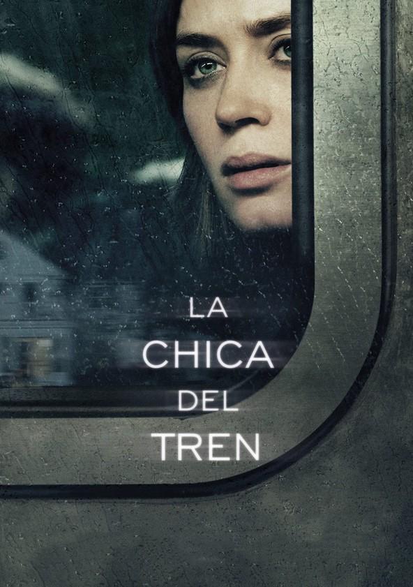 La chica del tren poster