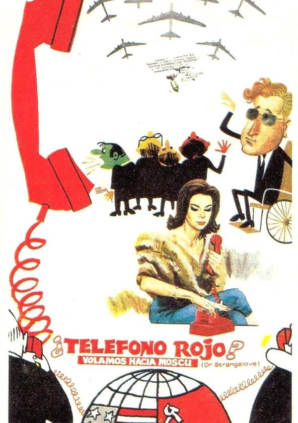¿Teléfono rojo? Volamos hacia Moscú