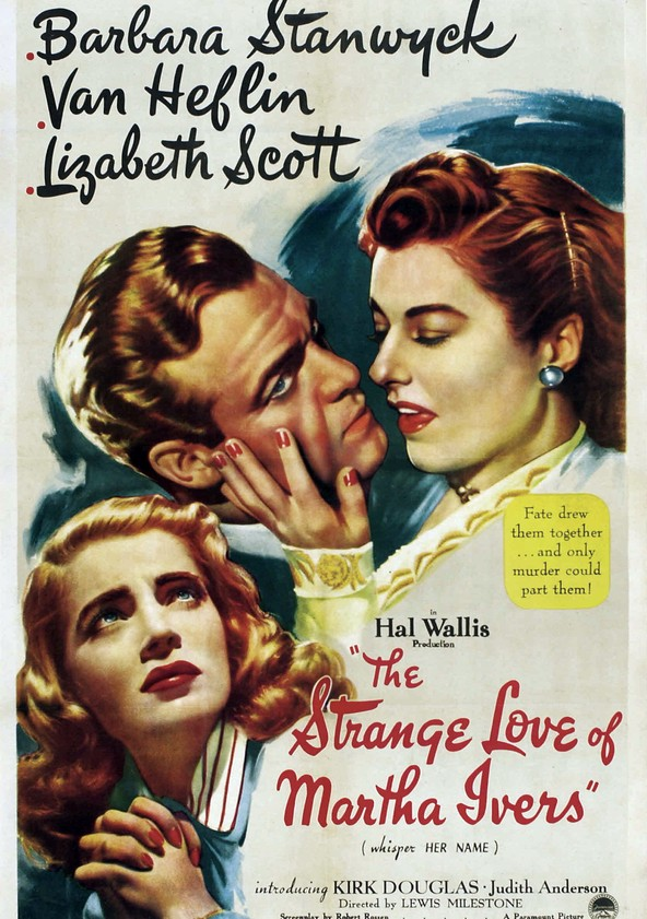 The Strange Love of Martha Ivers