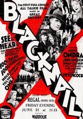 Blackmail - Erpressung