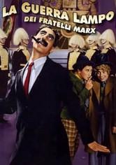 La guerra lampo dei fratelli Marx