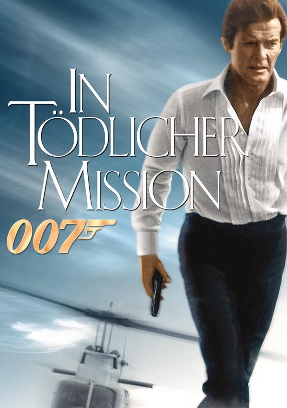 James Bond 007 - In tödlicher Mission poster