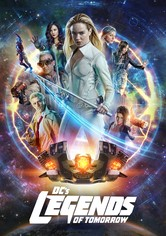 Legends of Tomorrow Staffel 4
