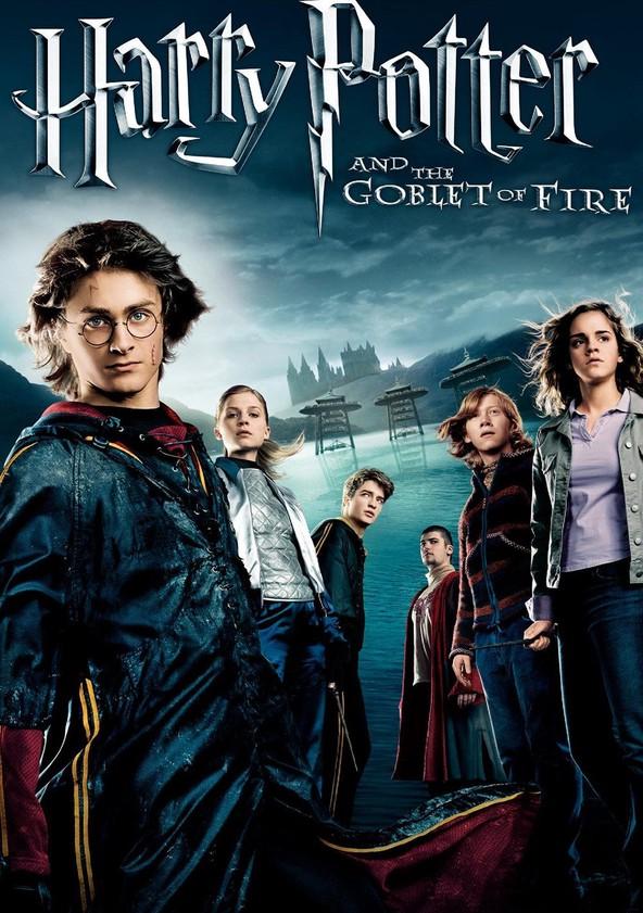 Harry Potter ja liekehtivä pikari poster