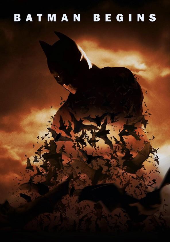 Batman Begins poster