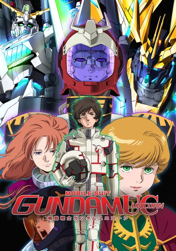 Mobile Suit Gundam Unicorn poster