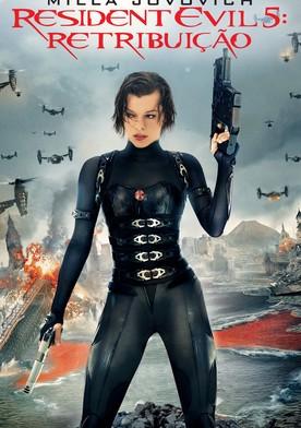 Resident Evil: Retaliação