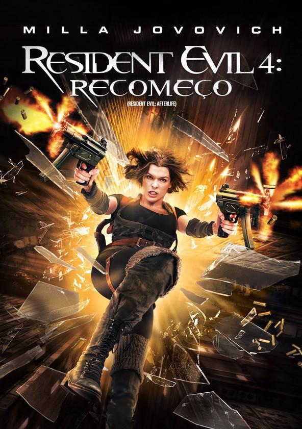Resident Evil: Ressurreição