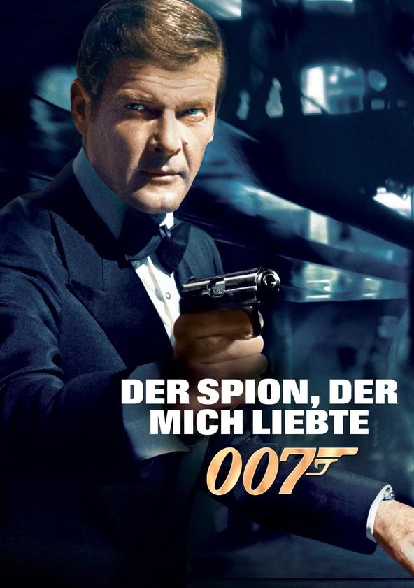 James Bond 007 - Der Spion, der mich liebte poster