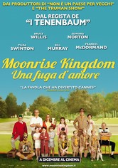 Moonrise Kingdom - Una fuga d'amore
