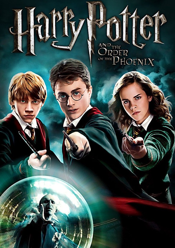 Harry Potter ja Feeniksin kilta poster