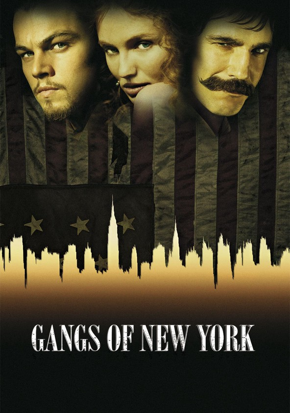 Gangs of New York poster