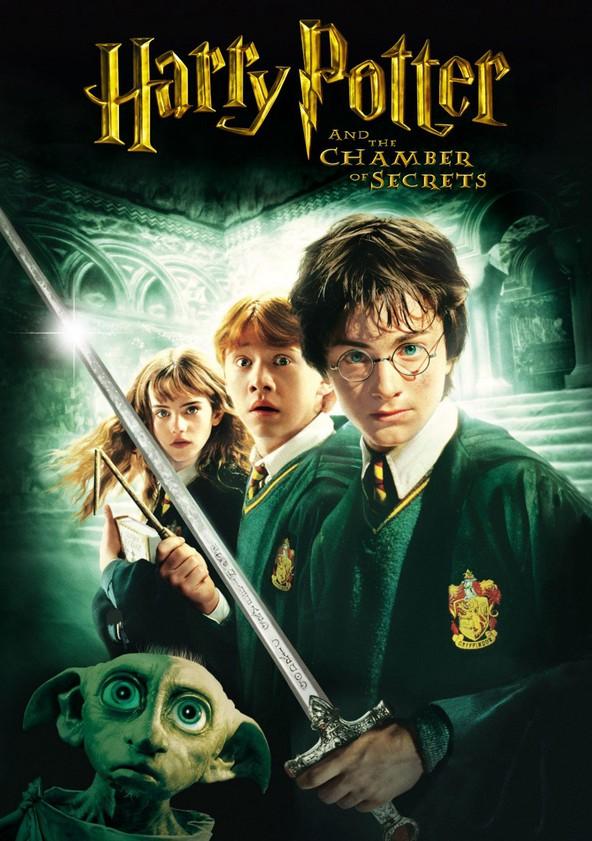 Harry Potter ja salaisuuksien kammio poster