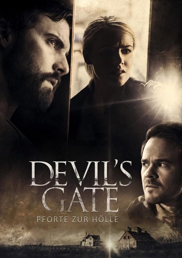 Devil's Gate - Pforte zur Hölle poster