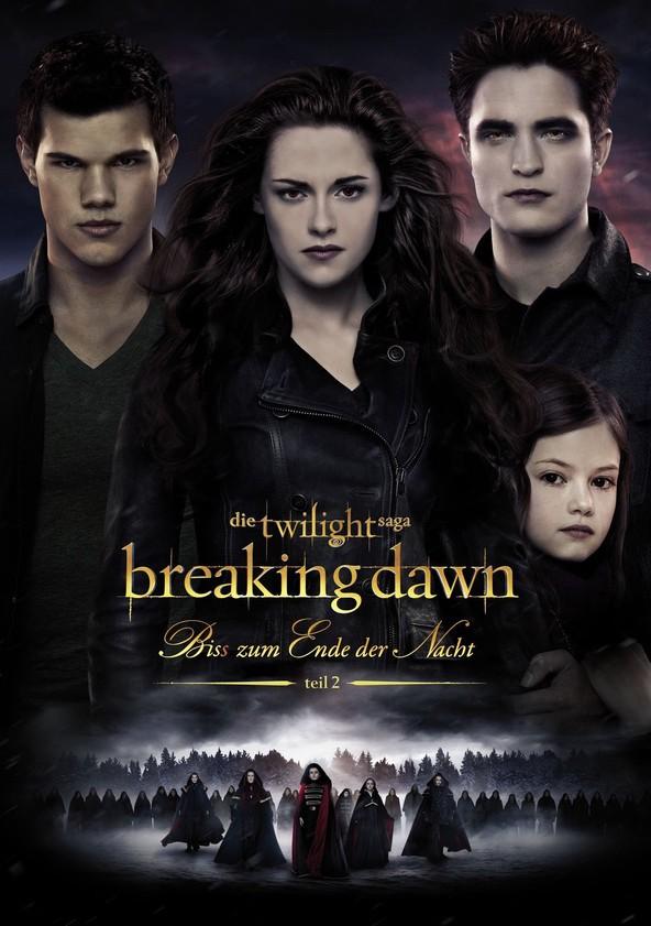 Breaking Dawn - Bis(s) zum Ende der Nacht - Teil 2 poster