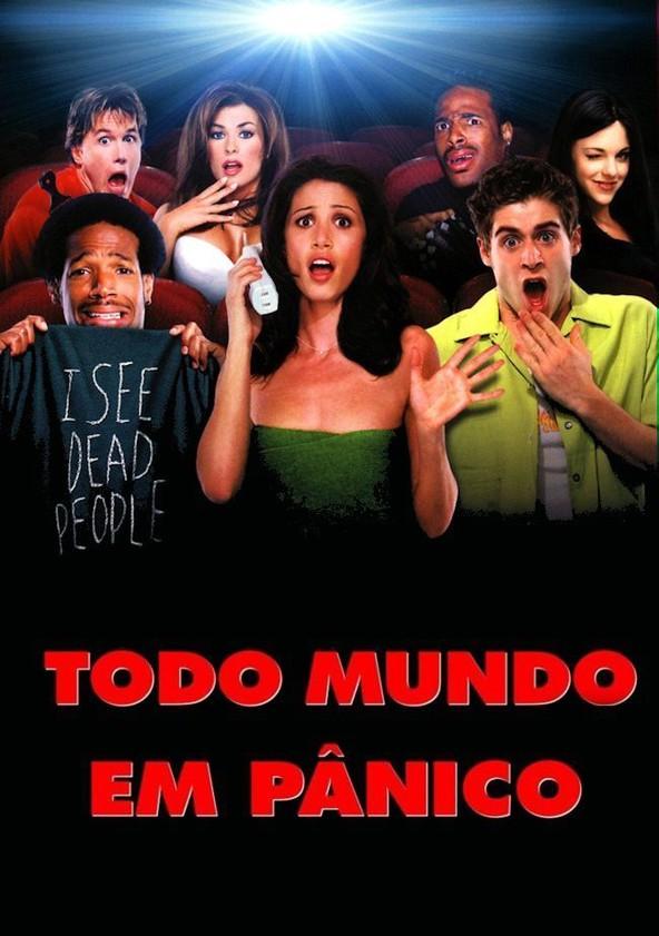 Scary Movie - Um Susto de Filme poster