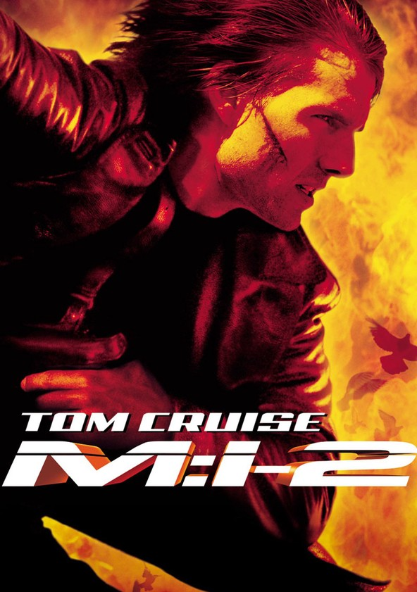 Mission: Impossible II poster