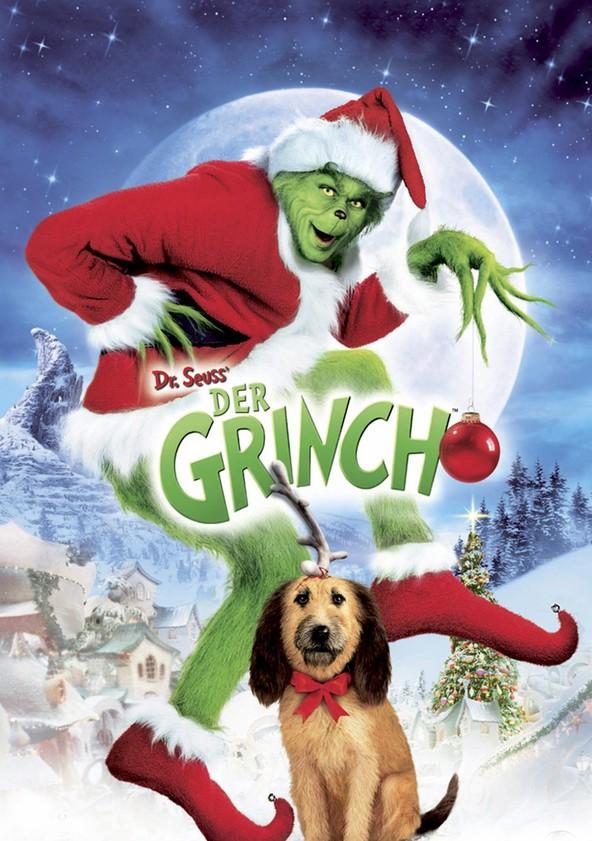 Der Grinch poster