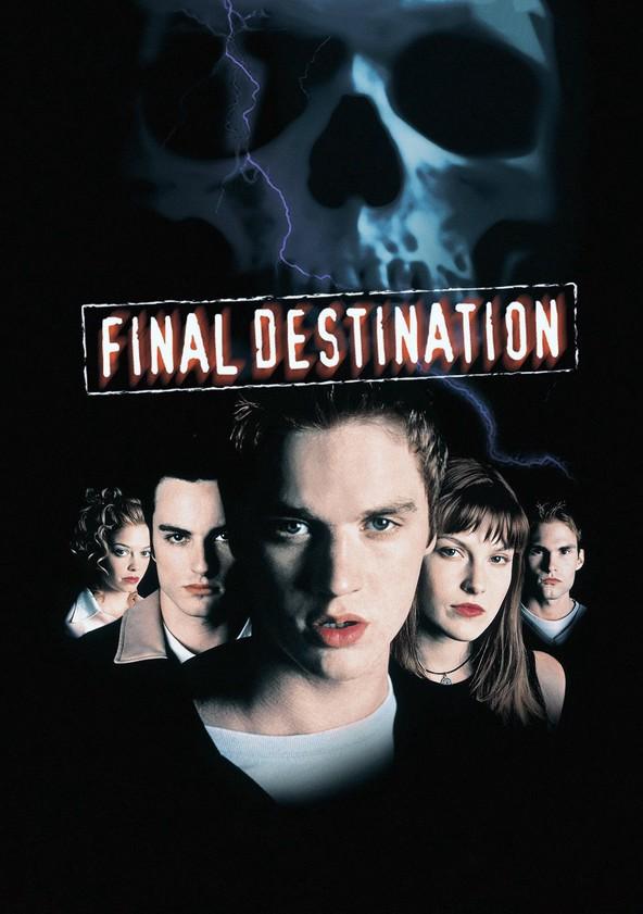 Final Destination - Viimeinen määränpää