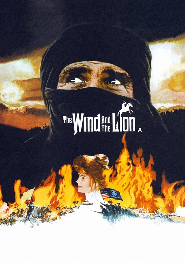 The Wind and the Lion poster