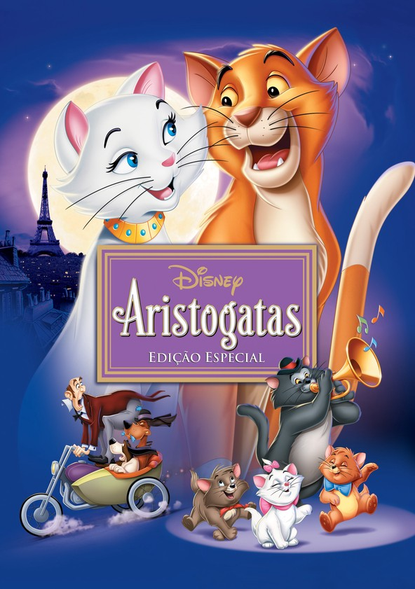 Os Aristogatos