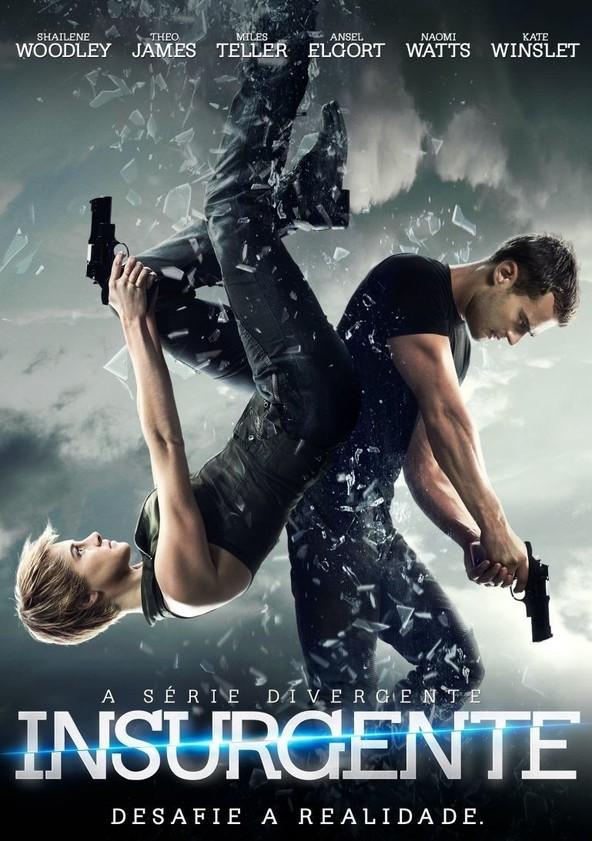 A Série Divergente: Insurgente poster