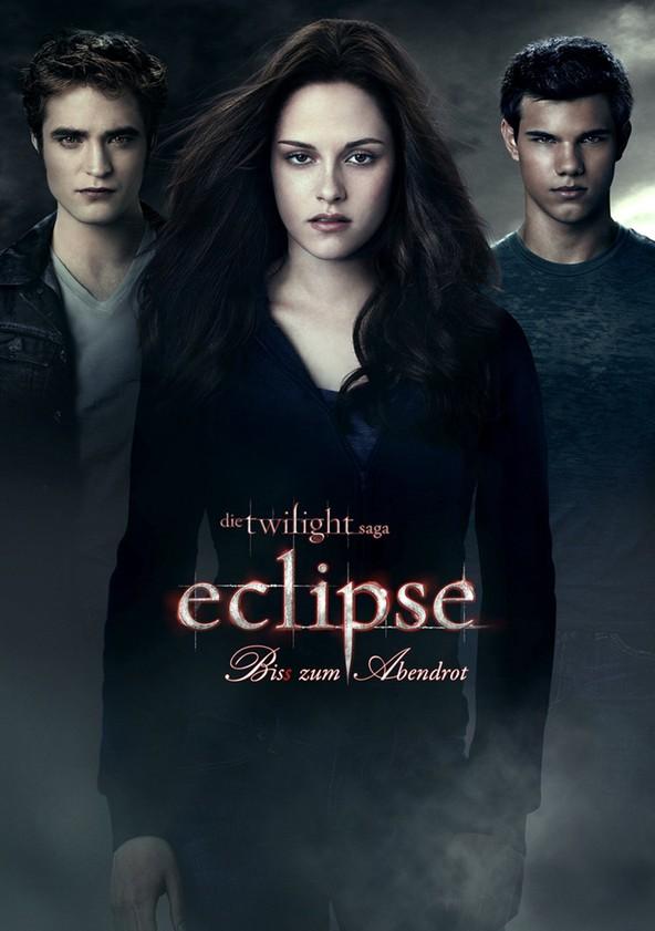 Eclipse - Bis(s) zum Abendrot poster