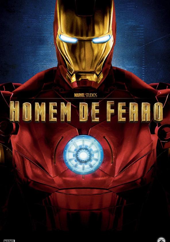 Homem de Ferro poster