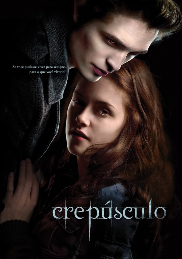 A Saga Crepúsculo: Crepúsculo poster