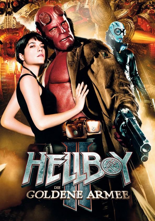 Hellboy - Die goldene Armee poster