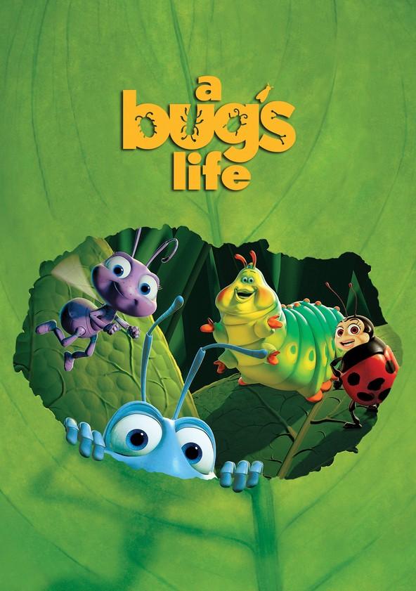 A Bug's Life poster