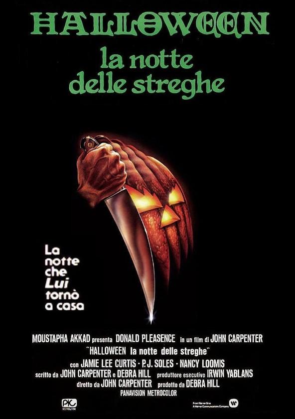Halloween - La notte delle streghe poster
