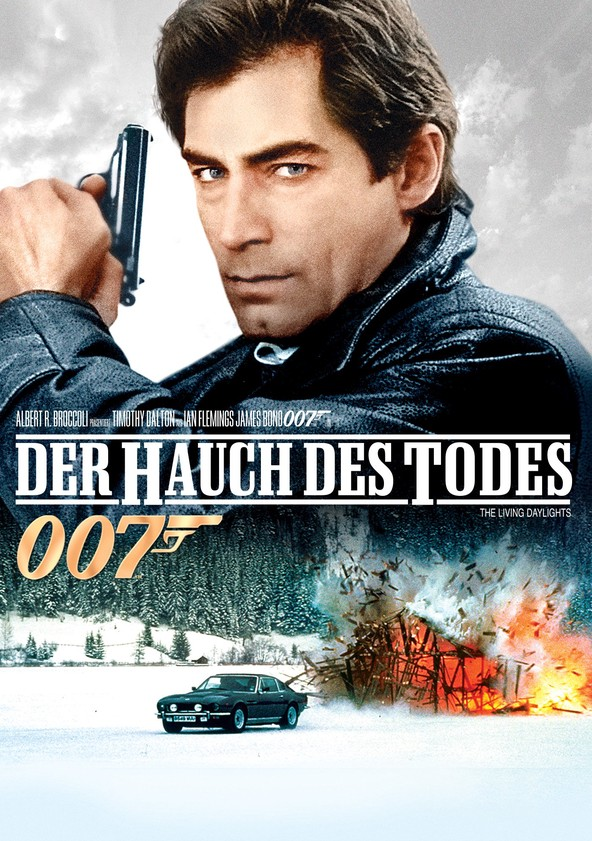 James Bond 007 - Der Hauch des Todes poster