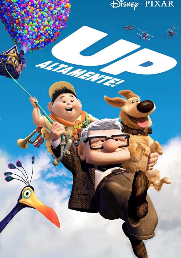 UP - Altamente! poster