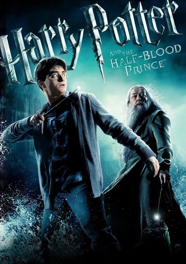 Harry Potter ja puoliverinen prinssi poster