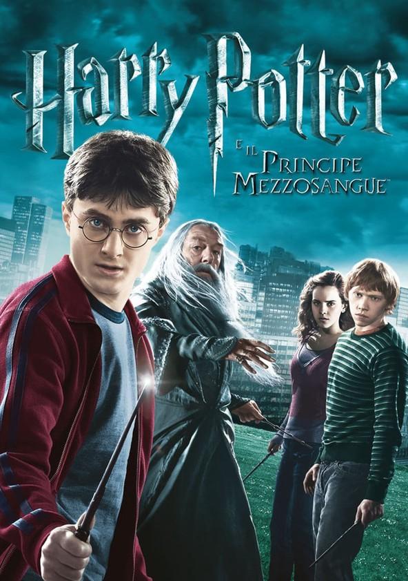 Harry Potter e il principe mezzosangue poster