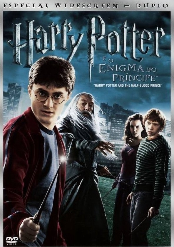 Harry Potter e o Príncipe Misterioso poster