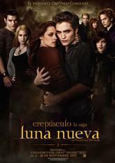 Crepúsculo la saga 2: Luna nueva