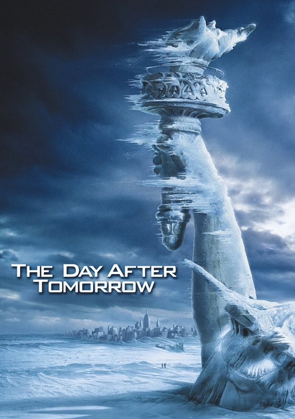 an analysis of the movie the day after tomorrow Extracts from this document introduction the opening sequence of 'the day after tomorrow' - english film study the day after tomorrow starts with a blackout, and the titles appear with a silver colour and a horizontal receding font.