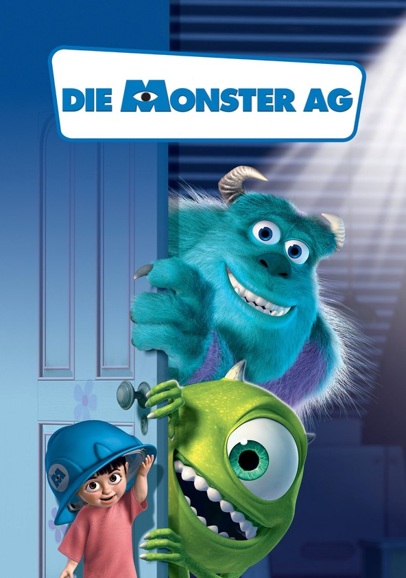 Die Monster AG poster
