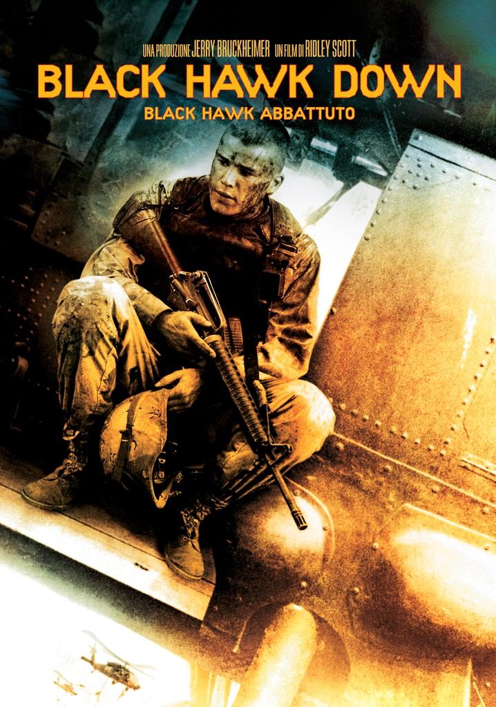 Black Hawk Down - Black Hawk abbattuto