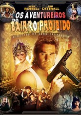 As Aventuras de Jack Burton nas Garras do Mandarim