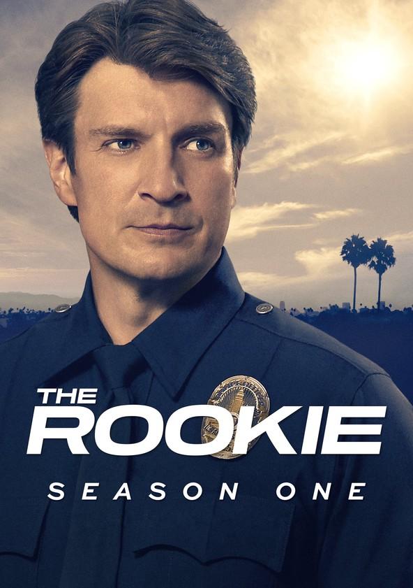 The Rookie Temporada 1 poster
