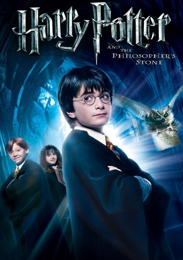 Harry Potter and the Philosopher's Stone - streaming  Harry Potter an...