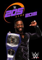 Wwe 205 Live Watch Tv Show Streaming Online