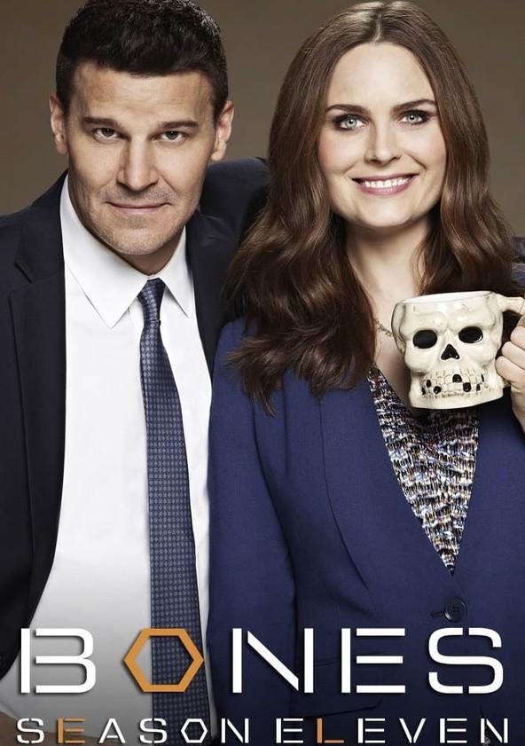 Bones Season 11 poster