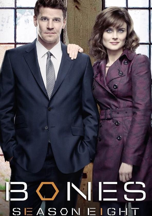 Bones Season 8 poster