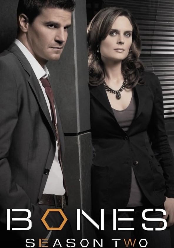 Bones Season 2 poster