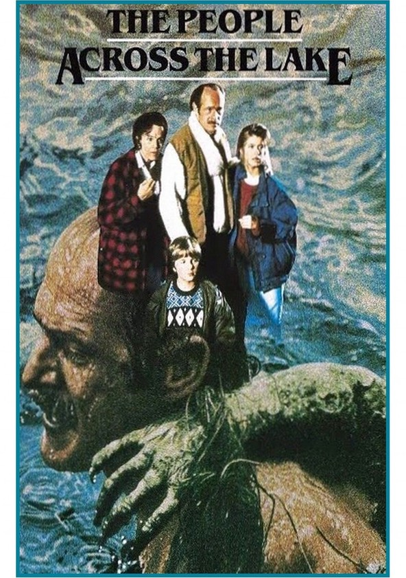 The People Across the Lake poster